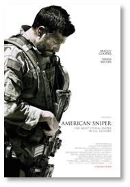 American Sniper, Bradley Cooper, Chris Kyle, Clint Eastwood, Sienna Miller