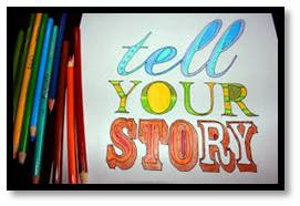 tell your story, resume, resume writing