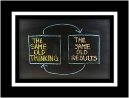 The Same Old Thinking, The Same Old Results