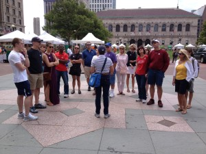 Boston By Foot, @BostonByFoot, Back Bay