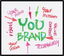 You Brand, creating your personal brand