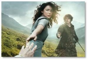 Outlander by Diana Gabaldon on Starz