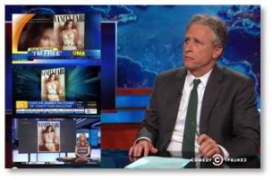 As Jon Stewart so brilliantly pointed out, Caitlynn Jenner can now expect to be catcalled on the street, demeaned and insulted in gatherings, harassed and paid less at work (well, maybe not her), and objectified pretty much all the time.
