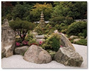 Tenshin-en, Japanese Garden, Boston Museum of Fine Arts, hidden gems