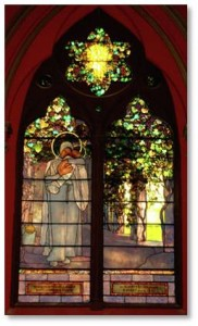 Museums count themselves lucky to have one or two Tiffany windows in their collections and visitors stop to marvel at their gorgeous colors and marvelous artistry. The Church of the Covenant has 42 of them, making it truly one of Boston's hidden gems.