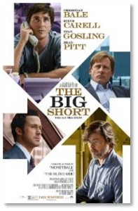 "So when I noted not one but several op-ed pieces on the new movie, ""The Big Short,"" I paid attention. These articles were not reviews of the movie. To the contrary they disparaged the movie for a variety of reasons that were designed to lead the reader, to believe that the movie's conclusions are bogus, not based on reality, totally flawed, and to be viewed with distrust. Phew! That's a lot of editorial baggage to attach to two hours of entertainment."