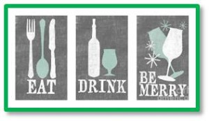 There is a trend towards keeping things simple and delicious, and on the internet everything has instructions and pictures to help us get it right.  Here are my suggestions for getting this year's festivities off to a great start.