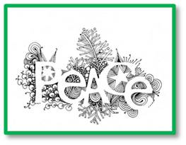 Put yourself in the zone with these two classics. Peace on Earth with Bing Crosby and David Bowie is everyone's heartfelt wish this season.  Stevie Wonder sings Someday at Christmas echoing our hopes for this world so torn by hate and violence.