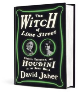 "I'm also developing a Tour of the Month for October 2016 that I call Downtown Darkside. It's stories of Bostonians behaving badly and travels from Beacon Hill across the Boston Common to the South End. The tour manual will take a lot of research but that's part of the fun. I have already started by reading ""The Witch of Lime Street"" by David Jaher on the meeting of Harry Houdini and reputed medium Mina Crandon."