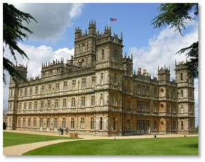 The fans of Downton Abbey lost out in this episode, though. Here was a chance for us to learn more about the house and I was looking forward to it. I have never take the Downton Abbey tour in England or visited Highclere Castle, where the series was filmed. I wanted to know more.