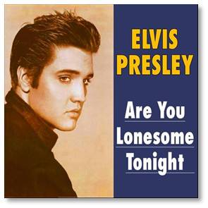 "The third song, ""Are You Lonesome Tonight?"" could be a sequel to ""Can't Help Falling In Love"" and ""Love Me Tender."" In it, we learn that the aspirations for a life with his beloved did not come to pass. The singer asks his former love about her state of mind and heart now that life has separated them for an undefined period of time."