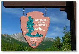 The National Park Service: Using a revived form of the old Civilian Conservation Corps, volunteers could work around the country to improve our 58 underfunded and often poorly maintained national parks.