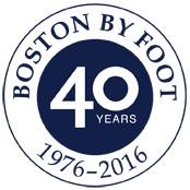 : I joined Boston By Foot as a docent in 2013. Since then I have upped the number of tours I give every year and have added Boston By Slide lectures to my repertoire. In addition, I proposed a new tour--Murder, Martyrs and Mysticism--as the special tour for October and had it accepted. That meant doing the research and writing the tour manual, no small commitment of time.