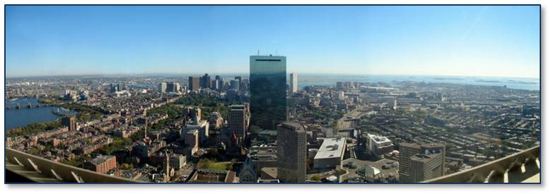The Prudential Center observation deck nearby eventually re-opened in Boston's second-tallest building. The Pru's Skywalk observatory provides a view from the 52nd floor and is easily accessible. Just purchase tickets at the kiosk in the shopping mall then take the elevator up.