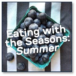 Seasons are nature's backdrop for enjoying foods that are not only healthy and nutritional, but locally grown and fresh. No matter where you live, let the local harvest be your guide and learn to eat with the seasons.