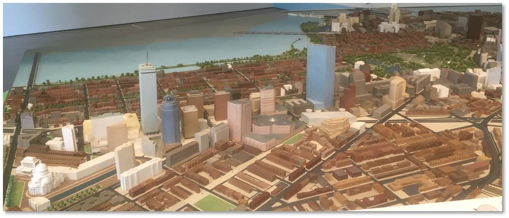 Building Boston A Scale Model City The Next Phase