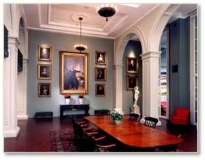The first floor provides a beautiful combination of books, paintings and sculpture. As I had limited time, I skipped the special exhibition of prints and photographs and simply cruised around, taking in as much as I could. I could access most of the floor but a few rooms and offices are marked Private for Members Only.
