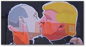• The party that claims to be tough on national security supported a candidate who had done business with Russia, had a campaign manager being paid by Russia, and encourages better relations with Vladimir Putin.