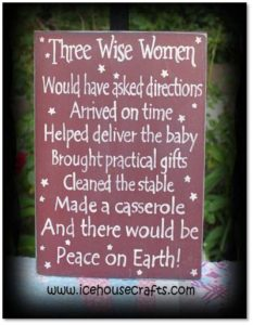 Gifts of the Three Wise Women