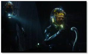 Prometheus, Alien evolution