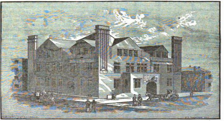 Boston Medical Dispensary, Good Samaritan, John Johnston, bas relief
