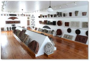 Anonymous Arts Museum, Ivan Karp, Charlottesville NY, architectural art, architectural salvage