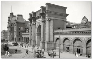 Union Station, Boston