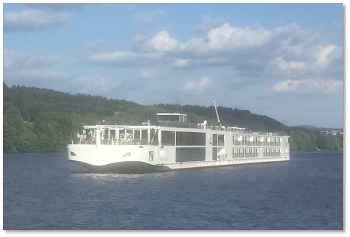 Viking Modi, Viking Cruises, Grand European, Danube River, Virtual Viking Vacation