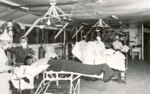 44th Surgical Hospital, Korean War, mobile army surgical hospital