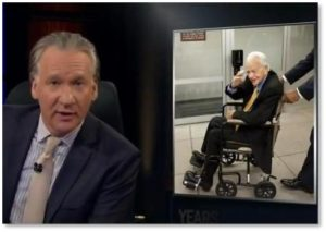 Bill Maher, Strom Thurmond, Weekend at Bernie's