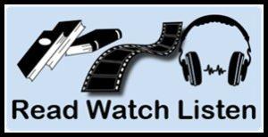 Susanne Skinner, Read-Watch-Listen, books, movies, music