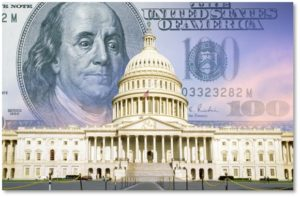 Congress, money in Congress, millionaires in Congress, US Capitol