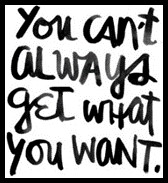 You Can't Always Get What You Want, Susanne Skinner, Rolling Stones