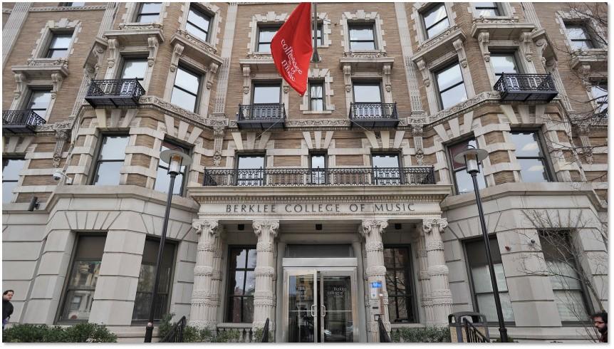 Berklee College of Music, Boylston Street, Arthur Bowditch,