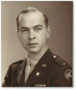 John Davis Skilton Jr., Monuments Men, Wurzburg