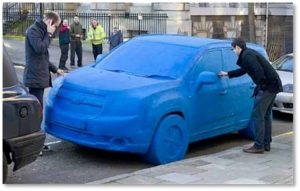 Play-Doh Chevrolet SUV