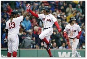 Boston Red Sox, 2017 Pennant, Boston Globe