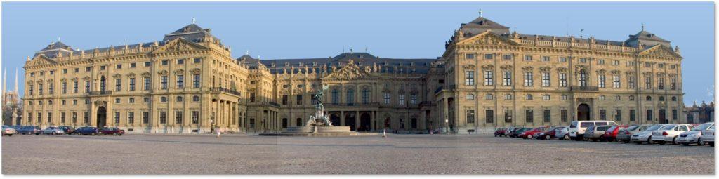 Prince-Bishop's Residenz, Wurzburg, Germany, Giovanni Battista Tiepolo, Balthazar Neuman
