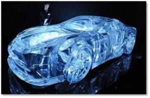 Lexus, Transparent Lexus, transparent car