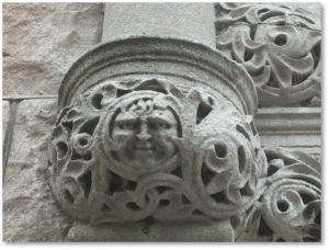 Charlesgate Hotel, J. Pickering Putnam, Richardsonian Romanesque