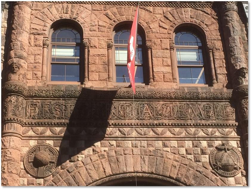 26 Exeter Street, First Spiritual Temple, Back Bay, Boston, movie house