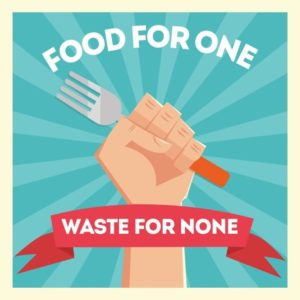 Food for One, Waste for None