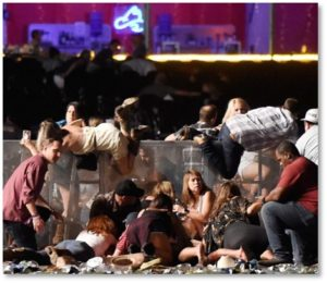 Las Vegas gunshot victims