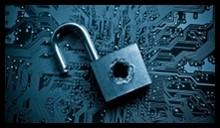broken lock, shattered padlock, data theft, data security