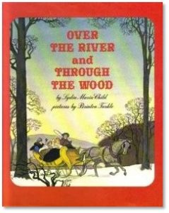 Over the River and Through the Wood, Lydia Maria Child, The New England Boy's Song About Thanksgiving