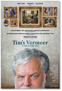 Tim's Vermeer, Tim Jenison, Penn and Teller, camera obscura