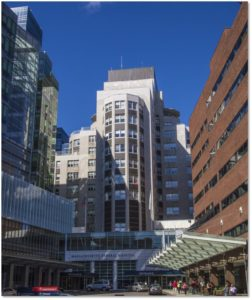 White Building, Massachusetts General Hospital, George Robert White