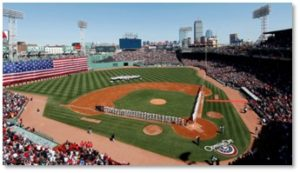 Fenway Park, Home Opening game, Red Sox, Major League Baseball