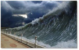wave of automation, tsunami,