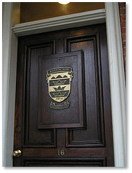 Boston Bar Association, 16 Beacon Street, Chester Harding House